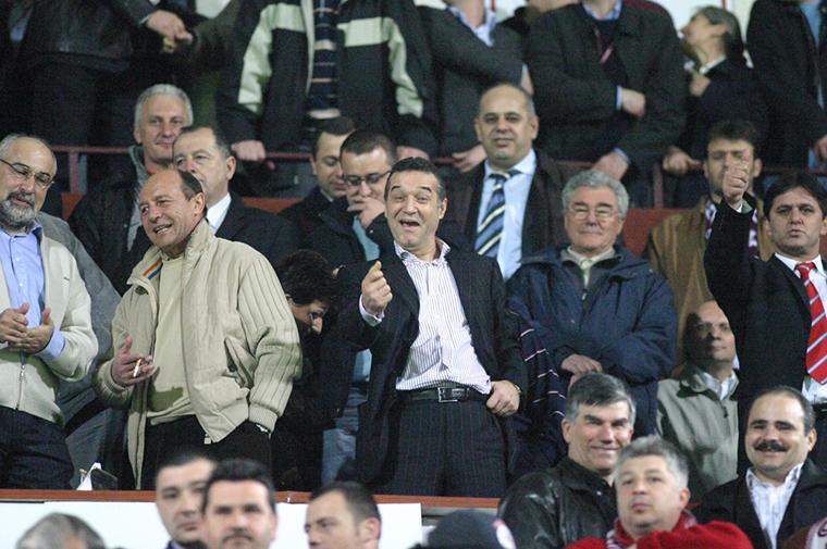 Basescu - becali