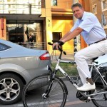 Frau Mitza Biciclista