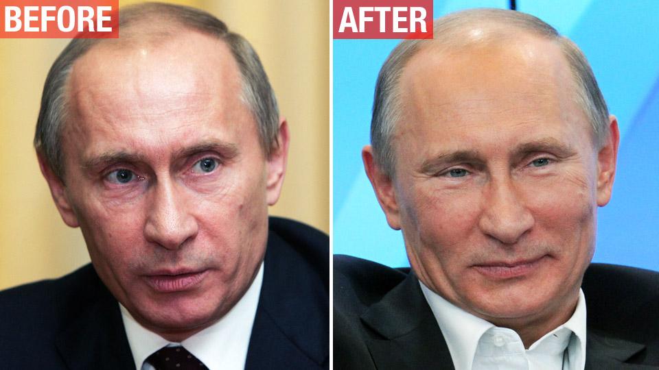Russian Prime Minister Vladimir Putin Opens New Automobile Plant In Vladivostok