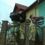 Casa şi maşina