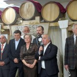Avertizare de vin roşu la Cotroceni