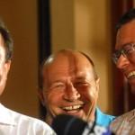 Basescu vrea imunitate si intimitate