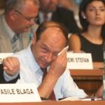 Basescu, la ghetarie!