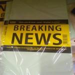 Hârtia suportă orice denunț!