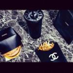 Udrea mananca de la MC  Chanel