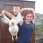Găina albă, găina neagră