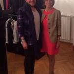Designerul lui Carmen Iohannis e atât de priceput că nimeni nu-i cumpără hainele