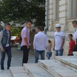 Violatorii din Văleni, la o zi de pușcărie