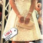 Cate carti trebuie sa vanda Iohannis ca sa-i cumpere sotiei rochii si pantofi