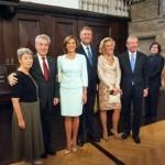 Normal:Carmen Iohannis le-a dat lecții de fashion și eleganță austriecilor